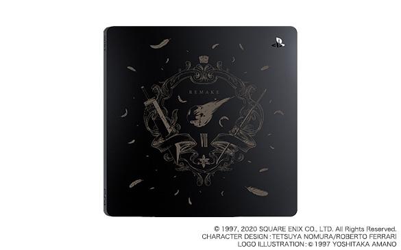 ファイナルファンタジーVII,SRS-WS1,PS4トップカバー,ウェアラブルネックスピーカー