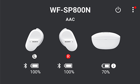 WF-SP800N,ワイヤレスノイズキャンセリングヘッドホン