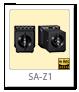 SA-Z1,ニアフォールドパワードスピーカー