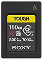 CEA-G160T,CEA-Gシリーズ,CFexpress Type A メモリーカード,160GB