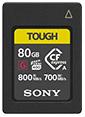 CEA-G80T,CEA-Gシリーズ,CFexpress Type A メモリーカード,80GB