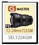 SEL1224GM,FE 12-24mm F2.8 GM,α<アルファ>,GMレンズ