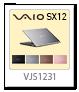 VAIO,SX12,VJS1231