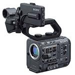 FX6,ILME-FX6,シネマカメラ,フルサイズEマウント,α<アルファ>