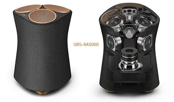 360 Reality Audio,srs-ra5000,srs-ra3000,ワイヤレススピーカー