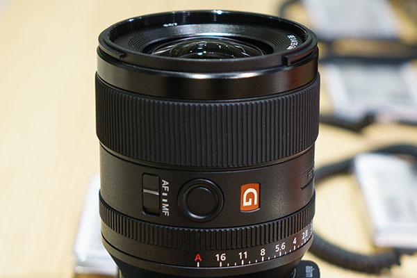 SEL35F14GM,FE 35mm F1.4 GM,GMレンズ,SONY,α<アルファ>,デジタル一眼カメラ,実機レビュー,ストアレポート,ソニーストア大阪