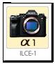 α1,ILCE-1