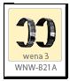 wena 3,WNW-B21A,スマートウォッチ,wena wrist,smart watch