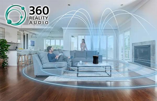 SRS-RA5000,360Reality Audio
