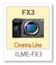 ILME-FX3,CinemaLine Camera