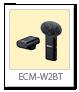 ECM-W2BT,ワイヤレスマイクロホン