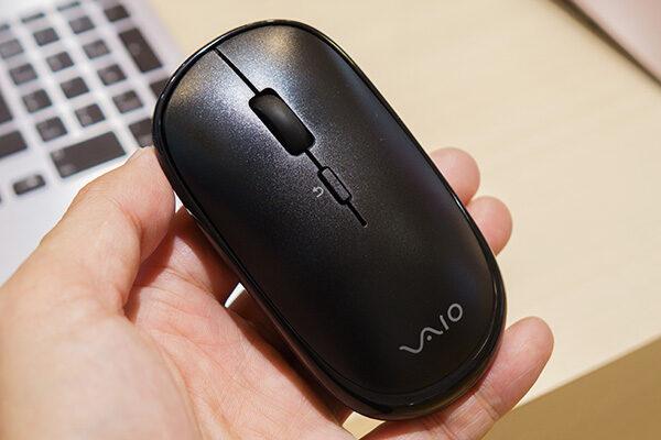 VAIOロゴ入り,ワイヤレスマウス