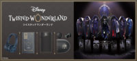 twisted-wonderland,disney,walkman,ヘッドホン,ソニーストア