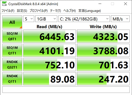 VAIO Z 分解レビュー,VJZ1411,SSD 2TB,PCIe Gen.4 M.2,SSD交換,SSD換装